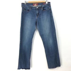 Lucky Brand Women Sofia Straight Ankle Jeans 14/32